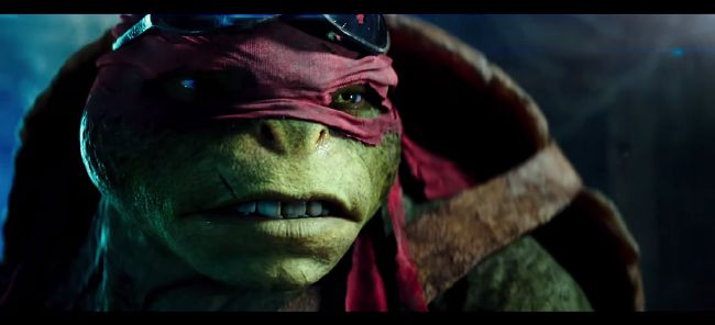 Unspeakable Reality Part 1 Raphael 2014 Tmnt 2014 2016 One Shots