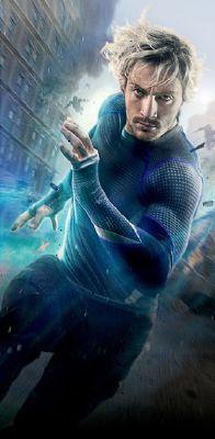 1  Pietro Maximoff ~ Quicksilver   Avengers x reader one shots