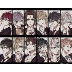 When you're on your period ~ | Diabolik lovers scenarios