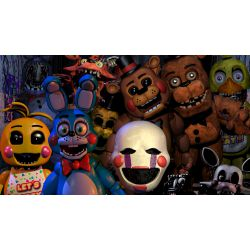 Male Marionette Fanfiction Stories