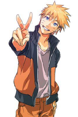 Naruto Uzumaki x Male Reader | Soulmates