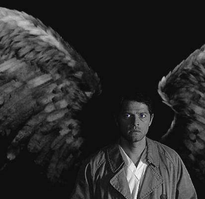 Castiel x reader ~ Myself | Supernatural one shots