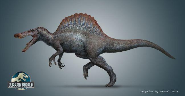 Spinosaurus x Reader | Jurassic x Reader