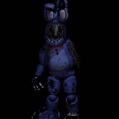 Old Bonnie Five Nights At Freddy S 2 Gang