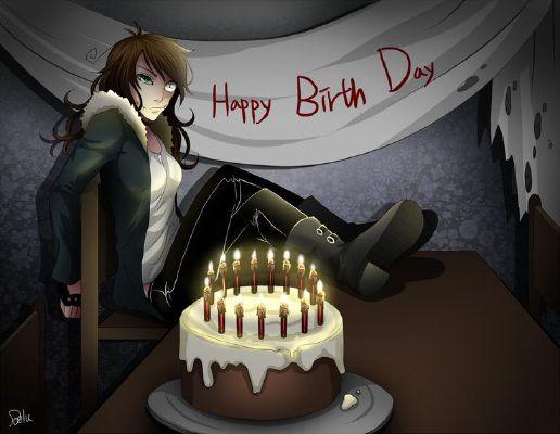 Your Birthday~! | Creepypasta Boyfriend Scenarios!