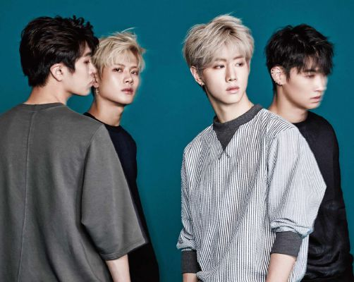Which GOT7 members Ideal-Type are you? - Quiz