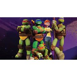 Tmnt: she is: