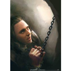 Twisted Obsession (Yandere!Reader x Loki) (One- Shot)