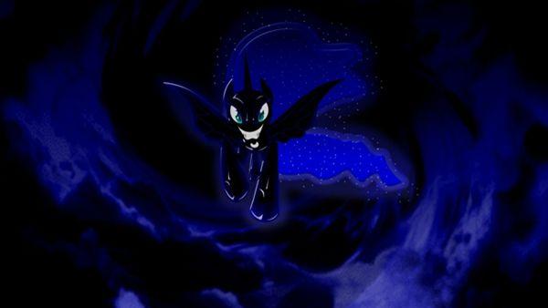 Yandere! Luna: A Nightmare | Mlp X Reader One-Shots