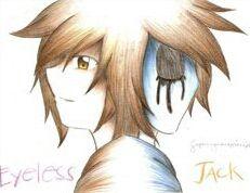 Eyeless Jack and Ticci Toby | Ticci Toby x reader x Eyeless Jack
