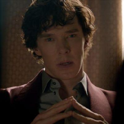 Sherlock and The Broken Little Girl