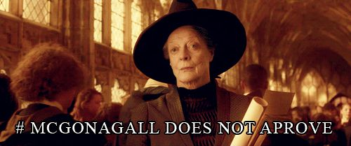 Umbridge and McGonagall (Year 5) | Magic? ~Harry Potter