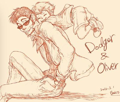 Oliver And Company Dodger Rita Fanfiction