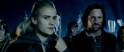 Legolas x [Witch] Reader ~ Burn The Witch | One Shots
