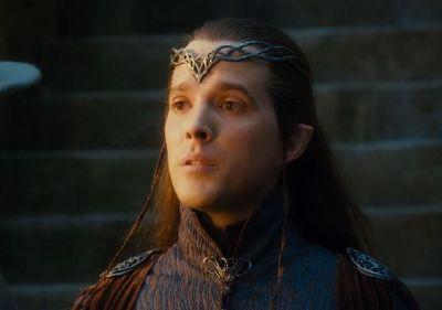 Lindir x [Elf] Reader + Elladan, Elrohir, Thorin's Company