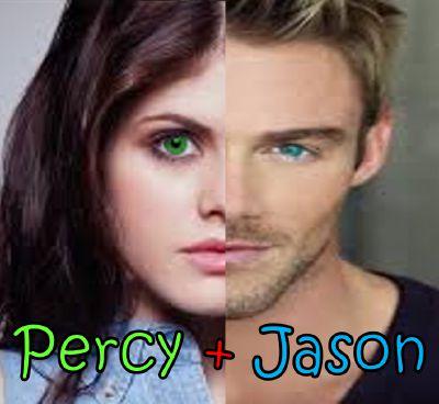 Percy og thalia dating fanfiction