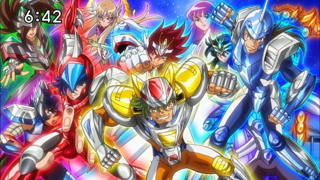 Which Saint Seiya Omega character are you? - Quiz