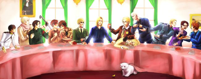 The Missing Country Hetalia x Reader
