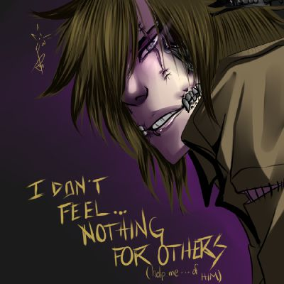 I Thought I Was Scary (Human!Springtrap x Child!Reader)