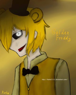 Tell Me - Yandere!Golden Freddy x Pregnant!Reader | Human