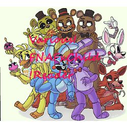Fnaf X Child Animatronic Reader