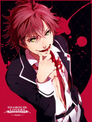 Yours Truly: Ayato Samaki- Diabolik Lovers | Intoxicating