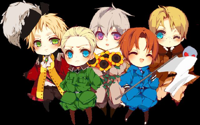 Protecting/Saving Him | Another Hetalia Boyfriend Scenario