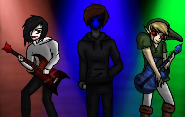 Which Creepypasta is your boyfriend RP! *Long results* - Quiz