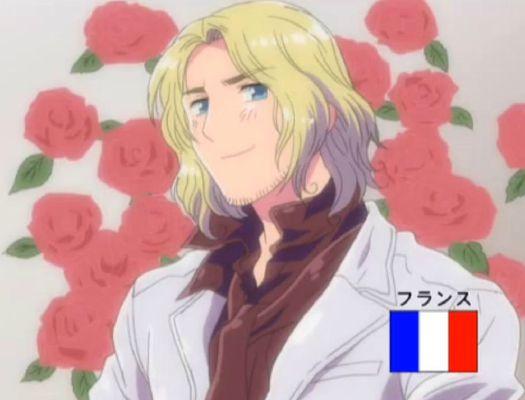 A Hetalia Fan Fic (FrancexReader): The Lover and the Loveless