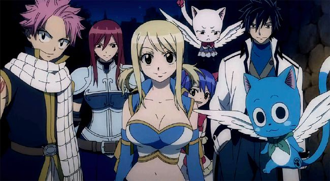 Fairy tail fanfiction | The 7 Stars |