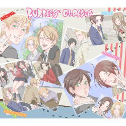 Why is highschool so difficult?(1p and 2p hetalia X Bullied kuudere