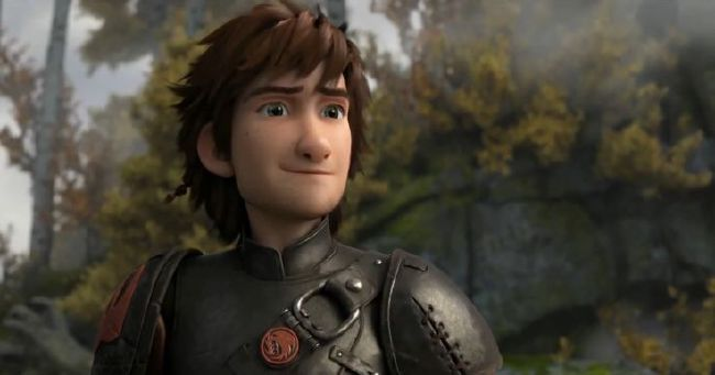 She was different (Hiccup love story)