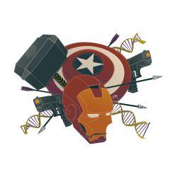 His Hero [Pietro Maximoff]   Avengers Imagines (avenger x