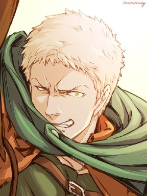 Lies Within Armor [Reiner x Child! Reader]