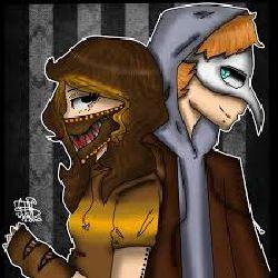 LJ Grossman and Frankie Creepypasta Creepypasta t