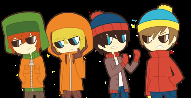 Strong people don't cry  | South Park Fanfiction! (Reader X