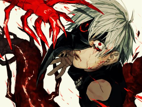 Yandere White Hair Kaneki You Really Are A Monster Anime X Reader One Shots