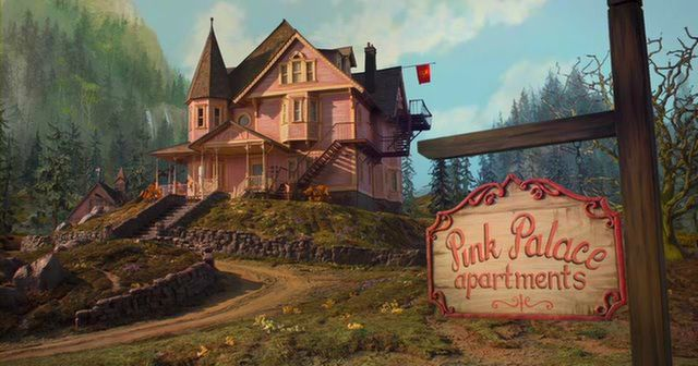 Chapter 1 Pink Palace Apartments Coraline S Big Sister