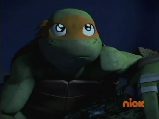 There's No Need to Be Sad (Mikey x Leni) | With TMNT, A Lot