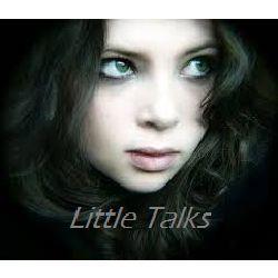 Little Talks [fem!Bucky Barnes/Steve Rogers]