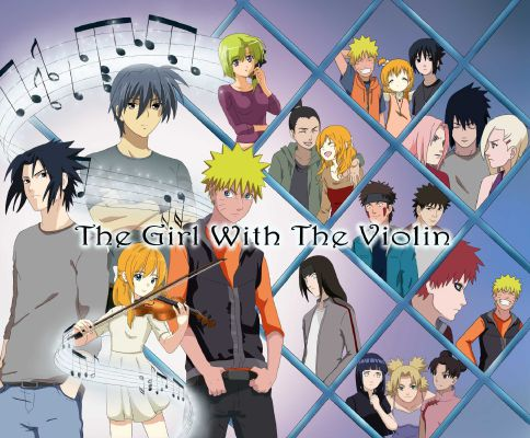 Konoha High ~The Girl With The Violin ~A Sasuke Love Story