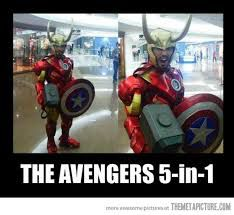Avengers Preferences You Almost Die