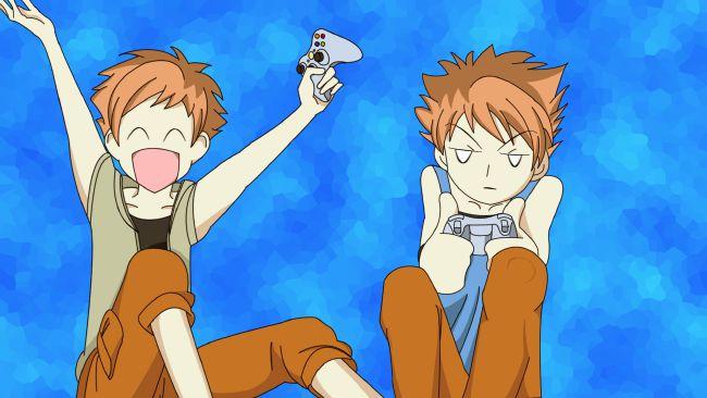 Bets and birthdays (Kaoru x Reader)