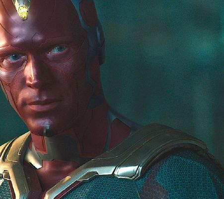 They call him Vision | Avengers Preferences