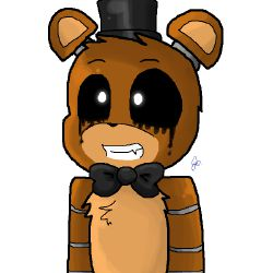 And when you wake up   [ FNAF: Freddy x Male!Reader ] ( One