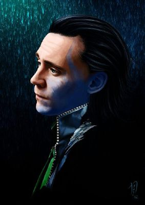 Obsessed Loki X Reader
