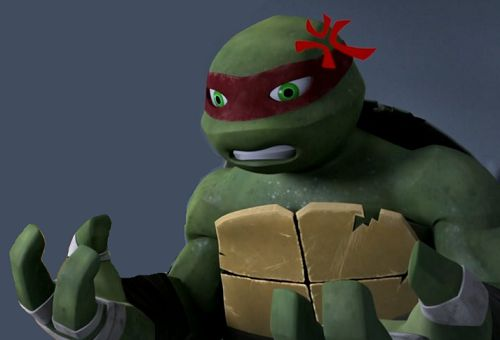 Raph X Oc Stasia Calm Down 2012 Tmnt Oneshots Completed