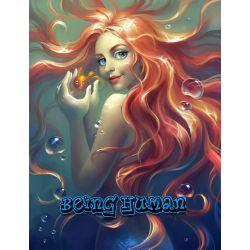 Being Human: Mermaid! Reader x Various! Yandere! AOT/ SNK