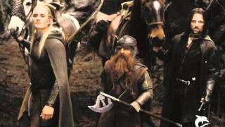 The Lord of the Rings Drabbles