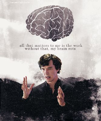 A Malevolent Sociopath [Sherlock Holmes X Reader]